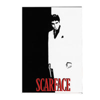 Scarface- Movie Cover (Aluminum)