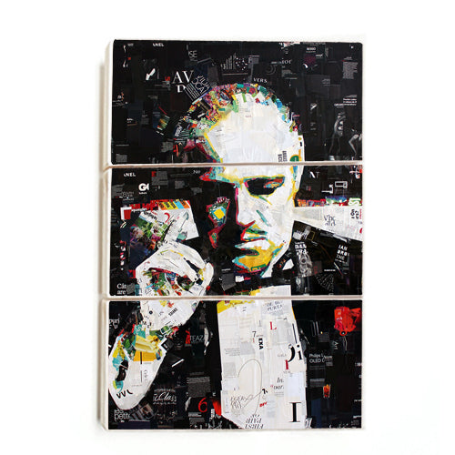 The Godfather -  Opere D'arte (Wood)