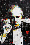 The Godfather -  Opere D'arte ™ (Plexiglass)