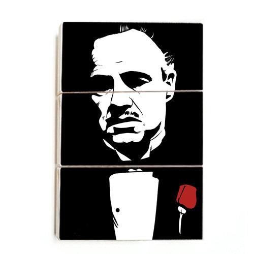 The Godfather -  Abbozzo (Wood)