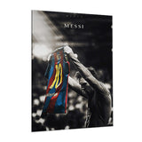 Lionel Messi - The Messiah ™ (Aluminum)