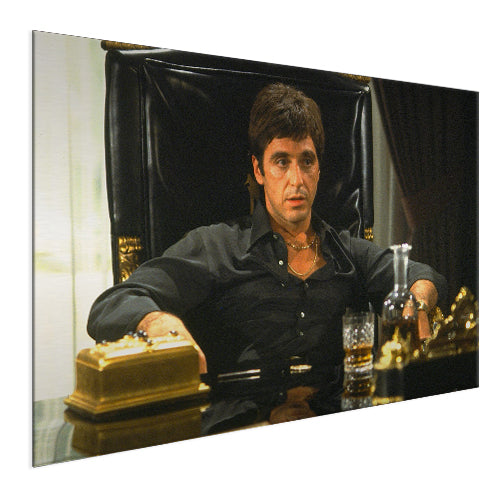 Scarface - Colourfull (Aluminum)