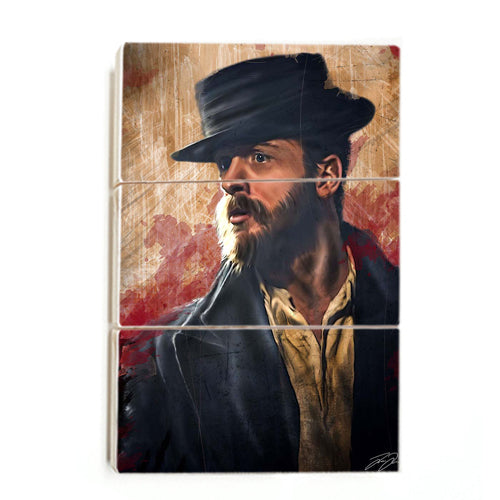 Peaky Blinders - Alfie ™ (Wood)