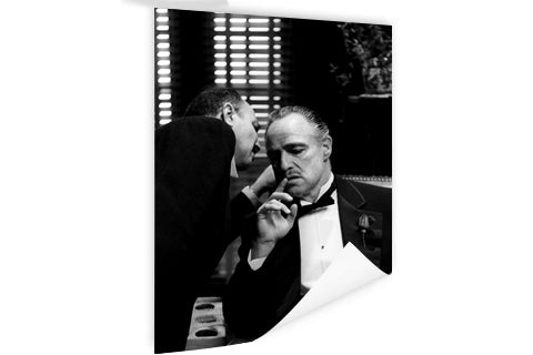Vito Corleone - The godfather ™ (Poster)