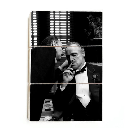 Vito Corleone - The godfather ™ (Wood)