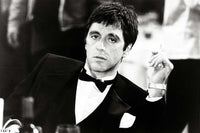 Scarface - Classy Pacino ™ (Canvas)