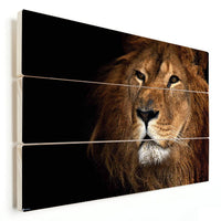 Lion - The Beast (Wood)