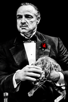 The Godfather - Aspetto Di Potere (Wood)