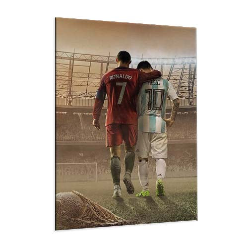 Legends Of Modern Football ™ (Aluminum)