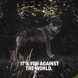 Wolf - You vs The World (Poster)