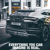 Lamborghini - Everything Is Real (Poster)