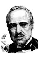 The Godfather - Immagine  ™ (Plexiglass)