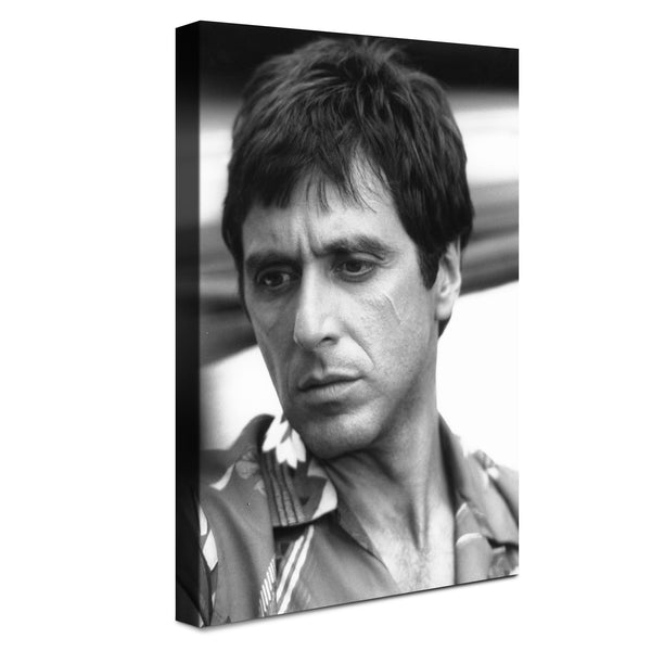Scarface- AL Pacino ™ (Canvas)