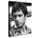 Scarface - Al Pacino ™ (Canvas)