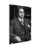Al Capone - The Gangster ™ (Plexiglass)