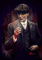 Peaky Blinders - Tommy Art ™ (Plexiglass)