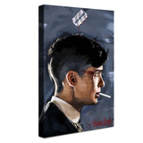 Peaky Blinders - Blue Tint ™ (Canvas)