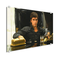 Scarface - Colourful ™ (Plexiglass)