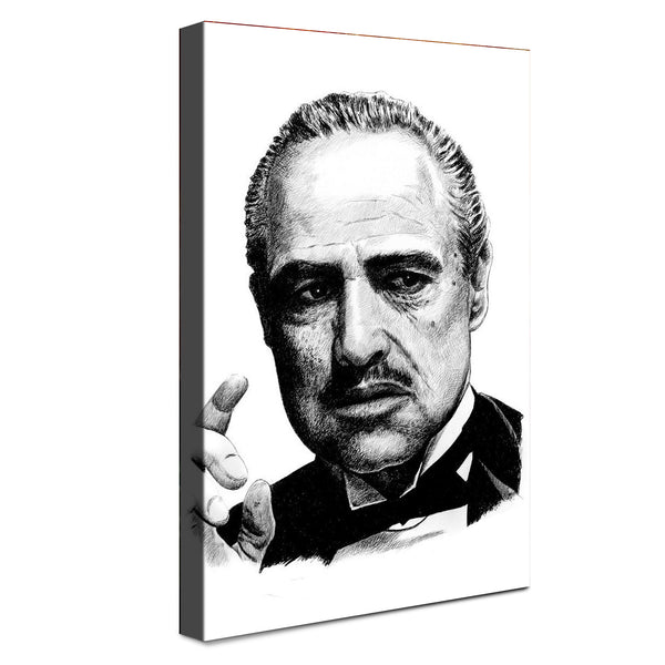 The Godfather - Immagine  ™ (Canvas)