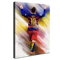 Lionel Messi -  Inolvidable ™ (Canvas)