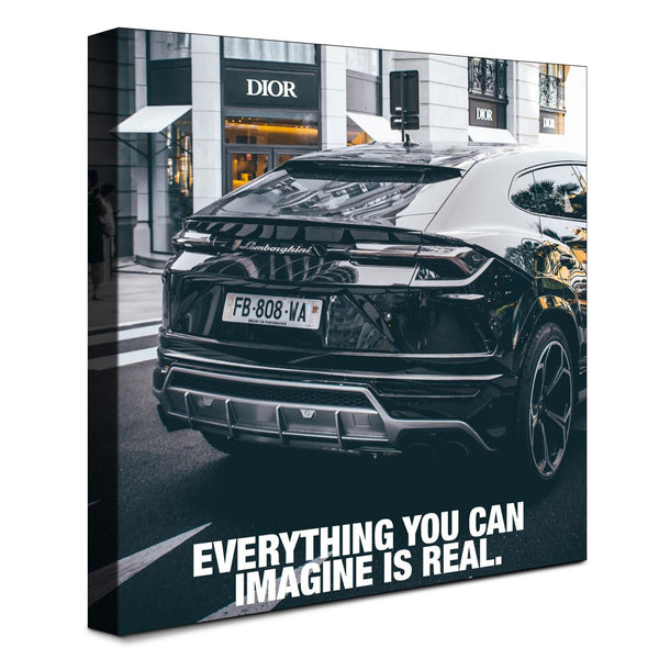 Lamborghini - Everything Is Real (Canvas)
