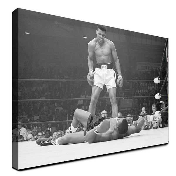 Muhammad Ali - The Legend ™ (Canvas)