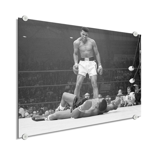 Muhammad Ali - The Legend ™ (Plexiglass)