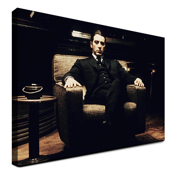 Michael Corleone ™ (Canvas)