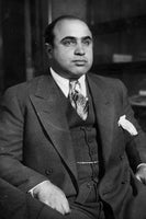 Al Capone - The Gangster (Poster)