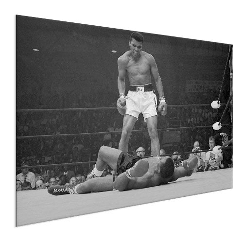 Muhammad Ali - The Legend ™ (Aluminum)