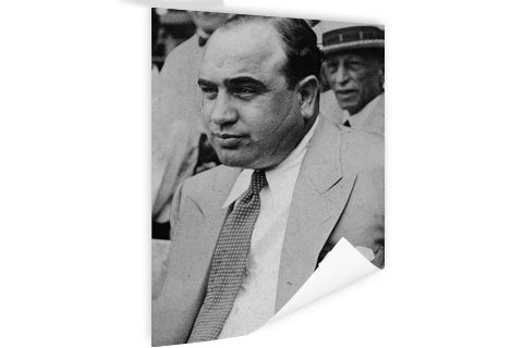 Al Capone - The Real Scarface (Poster)