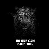Panther - No One Can Stop You (Poster)