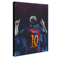 Lionel Messi - Numero Diez ™ (Canvas)