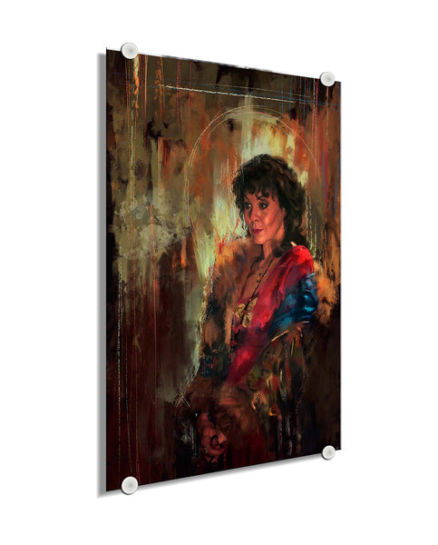 Peaky Blinders - Polly ™ (Plexiglass)