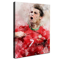 Ronaldo - Portugal ™ (Canvas)