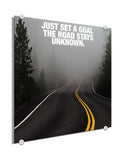 Road - Just Set A Goal (Plexiglass)