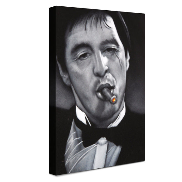 Scarface - Sigar ™ (Canvas)