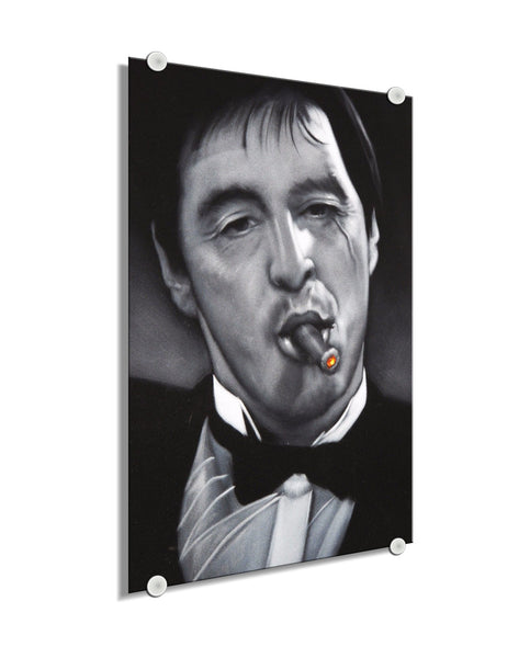 Scarface - Sigar ™ (Plexiglass)