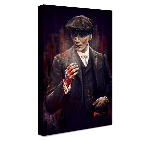 Peaky Blinders - Tommy Art ™ (Canvas)