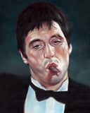 Scarface - Painting ™ (Canvas)