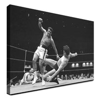 Muhammad Ali - Unbeatable ™ (Canvas)