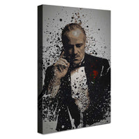 Vito Corleone - Painting™ (Canvas)