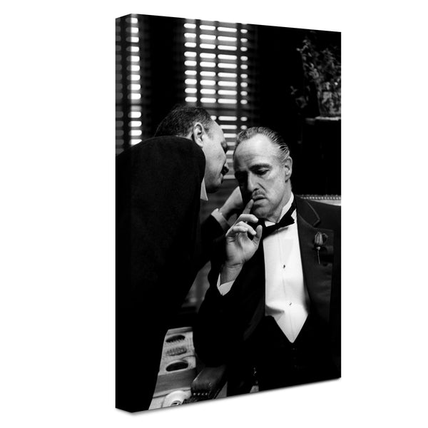 Vito Corleone - The godfather ™ (Canvas)