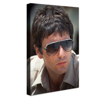 Scarface- Young Pacino ™ (Canvas)