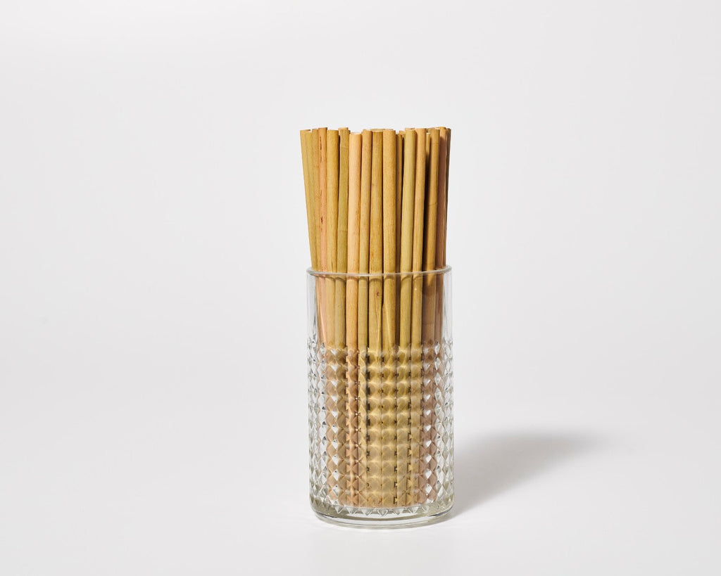 100 Pack - Tall Straws