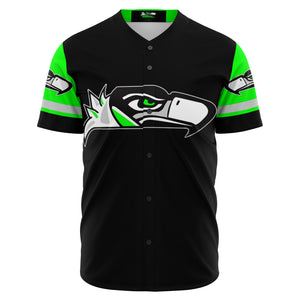 Toowoomba Valleys Vultures Baseball Style Jersey