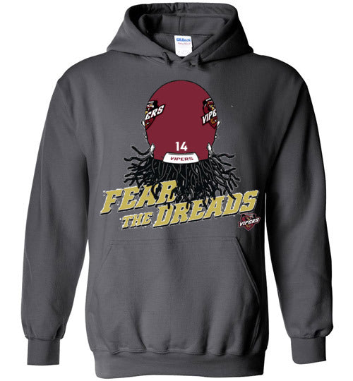 Fear The Dreads Hoodie