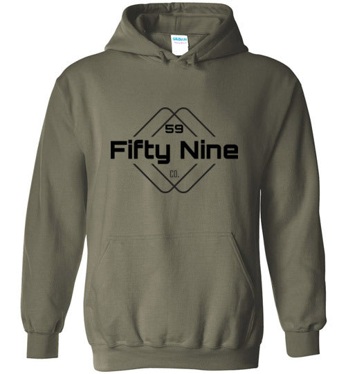 Fifty Nine Clothing Logo Hoodie