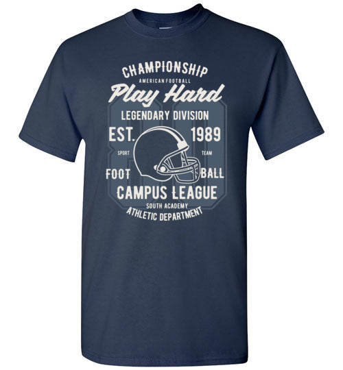 Play Hard Football T Shirt