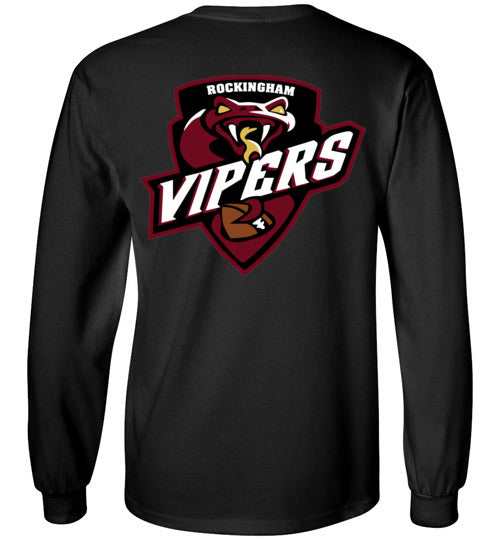 Viper Nation Long Sleeve T Shirt